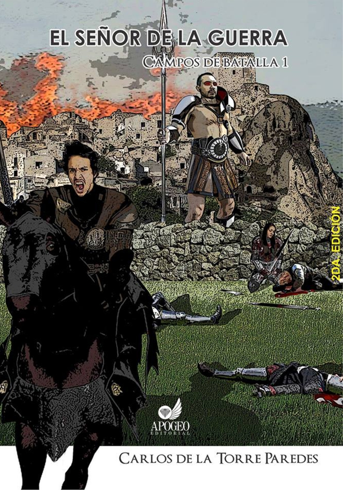 portada el señor de la guerra en baja 2500 x 1750