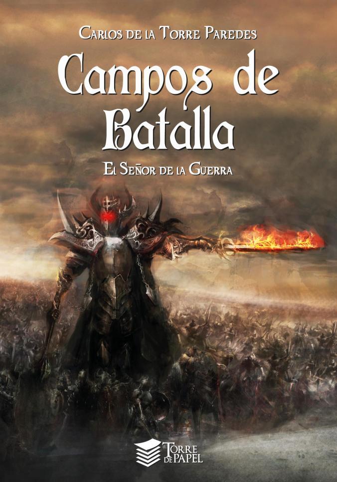 Campos de batalla El señor de la guerra en baja portada